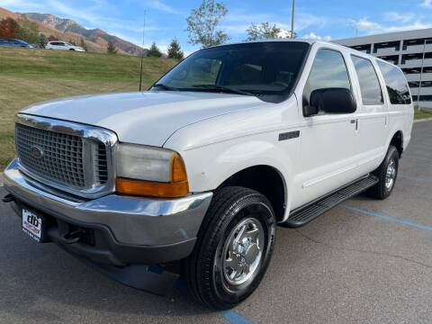 2000 Ford Excursion for sale at DRIVE N BUY AUTO SALES in Ogden UT