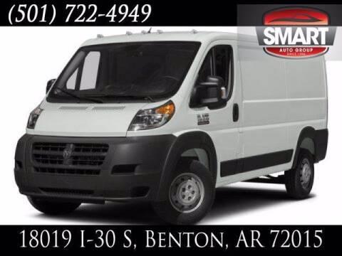 2015 RAM ProMaster Cargo for sale at Smart Auto Sales of Benton in Benton AR