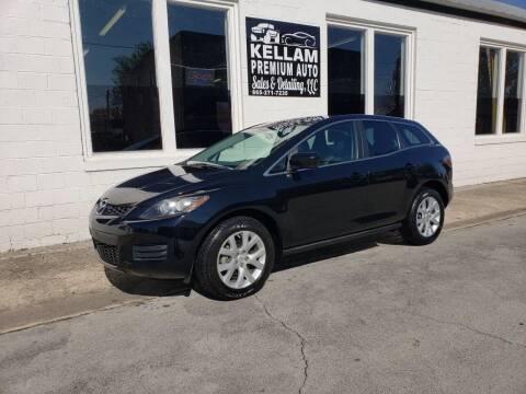 2008 Mazda CX-7 for sale at Kellam Premium Auto Sales & Detailing LLC in Loudon TN