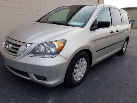 2008 Honda Odyssey for sale at Derby City Automotive in Louisville KY