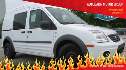 2010 Ford Transit Connect for sale at Autobahn Motor Group in Willow Grove PA