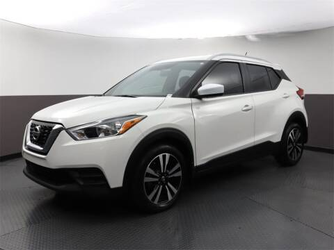2018 Nissan Kicks for sale at Florida Fine Cars - West Palm Beach in West Palm Beach FL