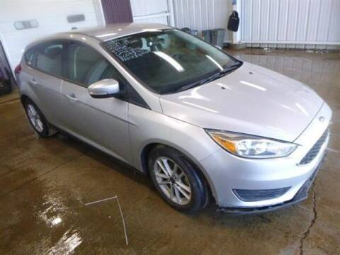 2015 Ford Focus for sale at East Coast Auto Source Inc. in Bedford VA