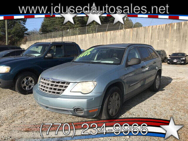 2008 Chrysler Pacifica for sale at J D USED AUTO SALES INC in Doraville GA