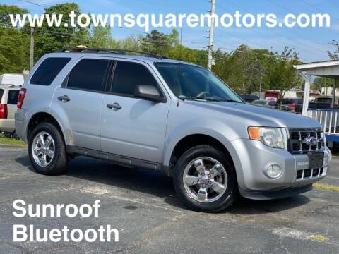 2012 Ford Escape for sale at Town Square Motors in Lawrenceville GA