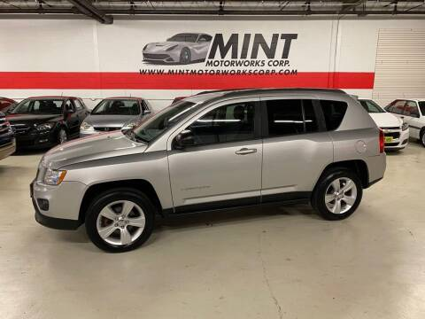 2012 Jeep Compass for sale at MINT MOTORWORKS in Addison IL