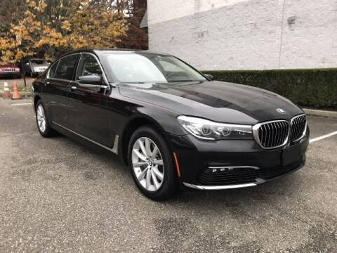 2017 BMW 7 Series for sale at Select Auto in Smithtown NY