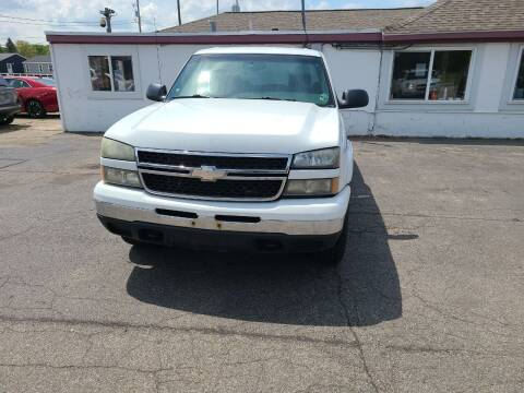 2006 Chevrolet Silverado 1500 for sale at All State Auto Sales, INC in Kentwood MI