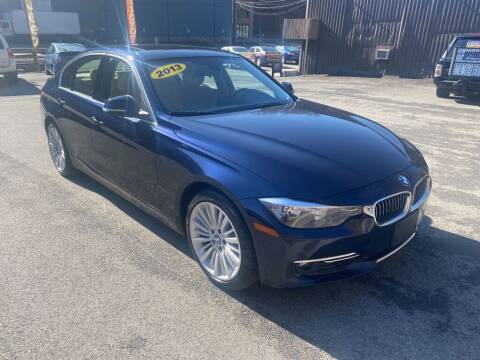2013 BMW 3 Series for sale at Worldwide Auto Group LLC in Monroeville PA