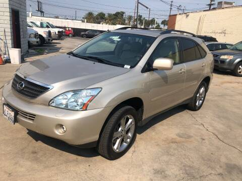 2006 Lexus RX 400h for sale at OCEAN IMPORTS in Midway City CA
