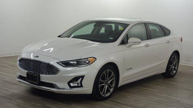 2019 Ford Fusion Hybrid for sale in O Fallon, MO