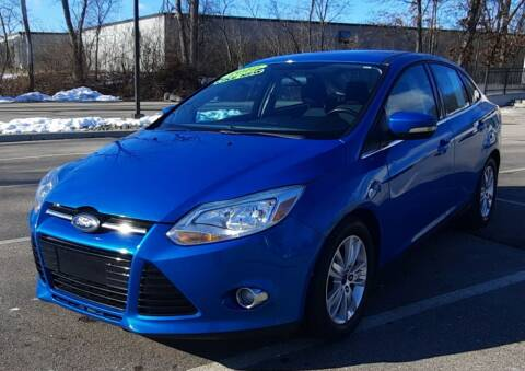 2012 Ford Focus for sale at J & J Used Auto in Jackson MI