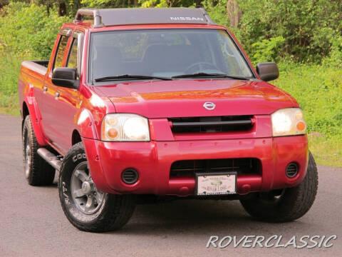 2003 Nissan Frontier for sale at Isuzu Classic in Cream Ridge NJ
