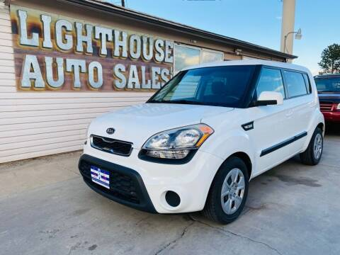2012 Kia Soul for sale at Lighthouse Auto Sales LLC in Grand Junction CO
