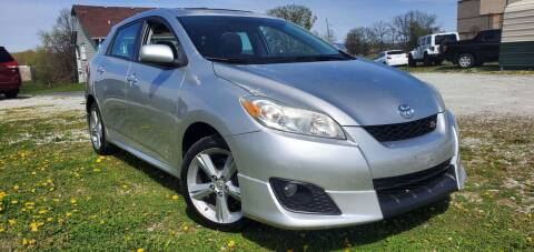 2009 Toyota Matrix for sale at Sinclair Auto Inc. in Pendleton IN