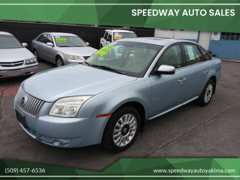 2008 Mercury Sable for sale at Speedway Auto Sales in Yakima WA