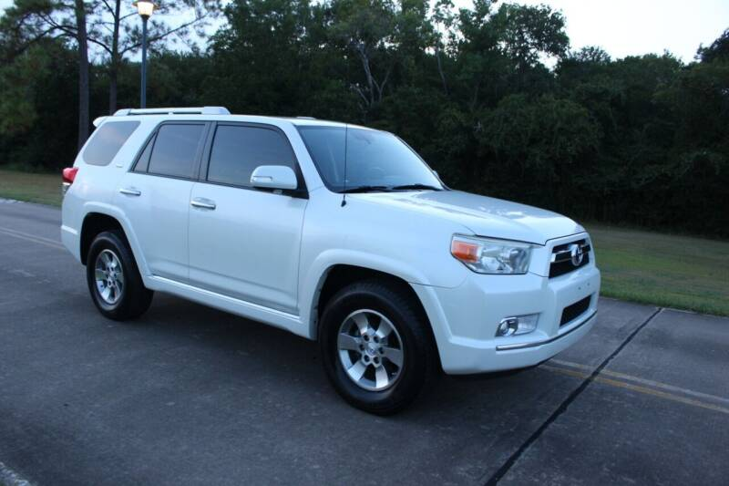 2013 Toyota 4Runner for sale at Clear Lake Auto World in League City TX