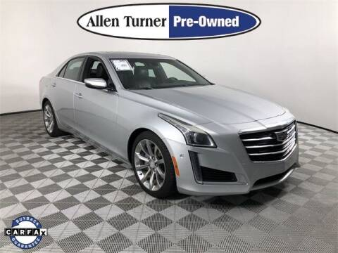 2016 Cadillac CTS for sale at Allen Turner Hyundai in Pensacola FL