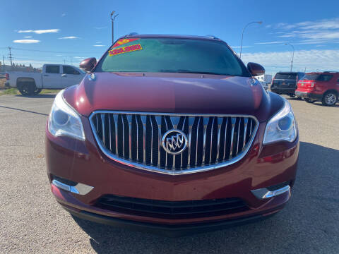2016 Buick Enclave for sale at Top Line Auto Sales in Idaho Falls ID