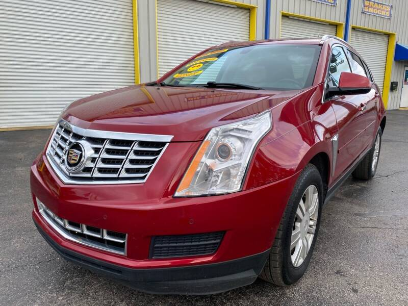 2013 Cadillac SRX for sale at RoMicco Cars and Trucks in Tampa FL