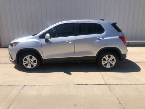 2017 Chevrolet Trax for sale at WESTERN MOTOR COMPANY in Hobbs NM