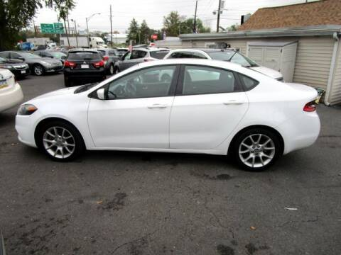 2013 Dodge Dart for sale at American Auto Group Now in Maple Shade NJ