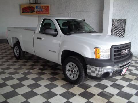 2013 GMC Sierra 1500 for sale at Schalk Auto Inc in Albion NE