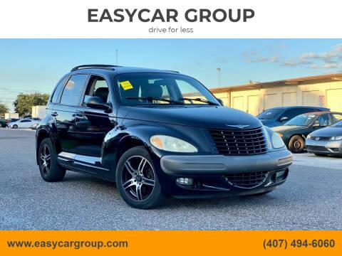 2002 Chrysler PT Cruiser for sale at EASYCAR GROUP in Orlando FL