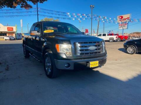 2009 Ford F-150 for sale at Russell Smith Auto in Fort Worth TX