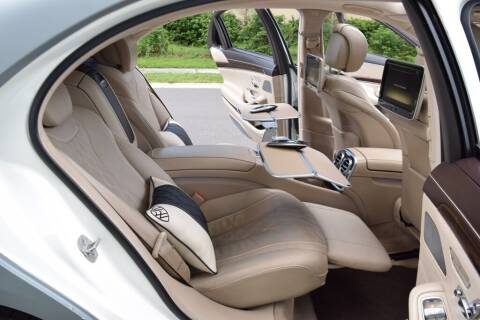 2014 Mercedes-Benz S-Class for sale at Monaco Motor Group in Orlando FL