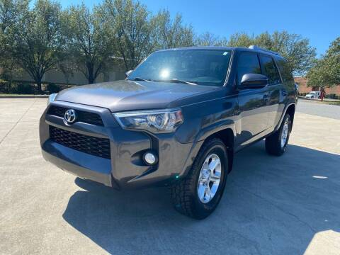 2015 Toyota 4Runner for sale at Triple A's Motors in Greensboro NC