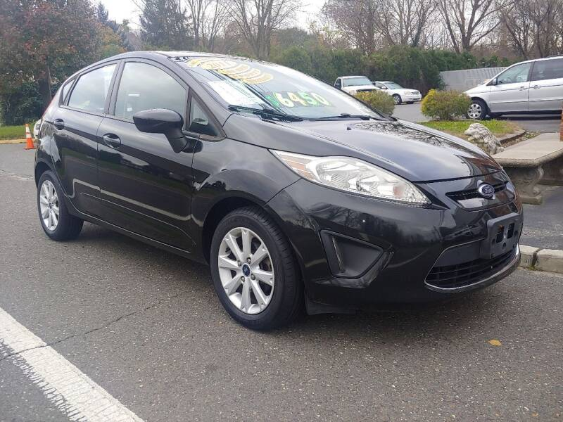 2011 Ford Fiesta for sale at Motor Pool Operations in Hainesport NJ