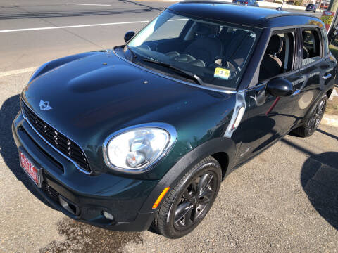 2012 MINI Cooper Countryman for sale at STATE AUTO SALES in Lodi NJ