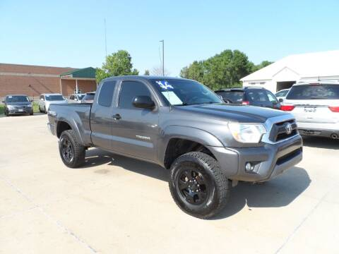 2014 Toyota Tacoma for sale at America Auto Inc in South Sioux City NE