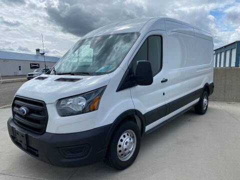 2020 SOLD.....ALL WHEEL DRIVE FORD TRANSIT EXTEND Med Roof Cargo for sale at Albers Sales and Leasing, Inc in Bismarck ND