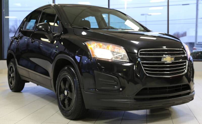 2016 Chevrolet Trax for sale at Car Culture in Warren OH