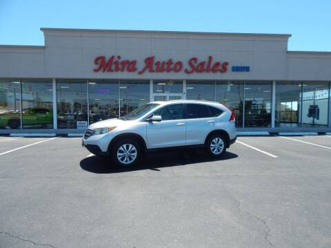 2012 Honda CR-V for sale at Mira Auto Sales in Dayton OH