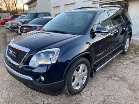 2007 GMC Acadia for sale at Car Solutions llc in Augusta KS