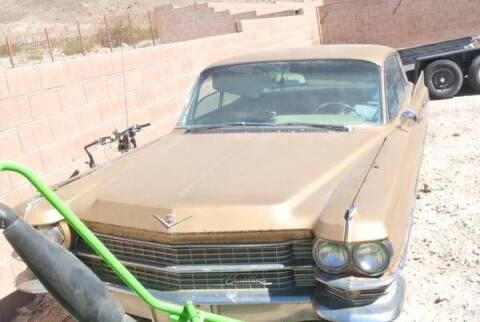 1963 Cadillac DeVille for sale at Haggle Me Classics in Hobart IN