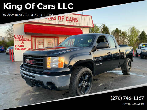 2011 GMC Sierra 1500 for sale at King of Cars LLC in Bowling Green KY
