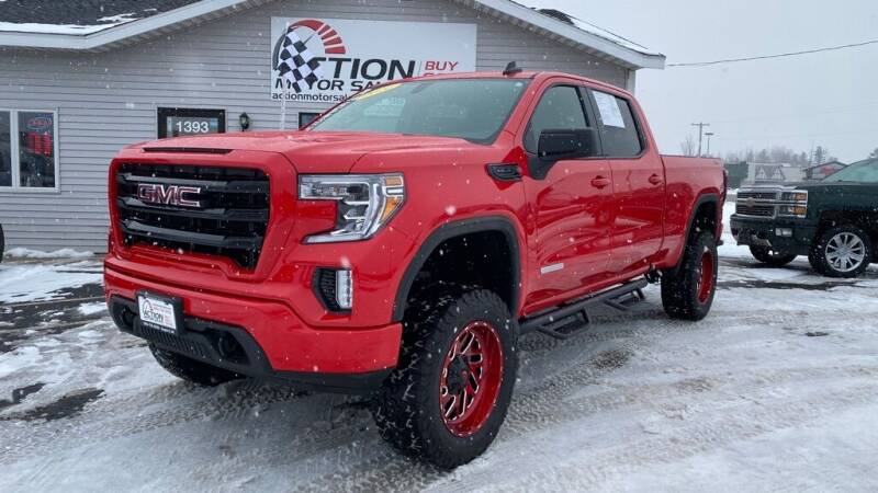 2020 GMC Sierra 1500 for sale at Action Motor Sales in Gaylord MI