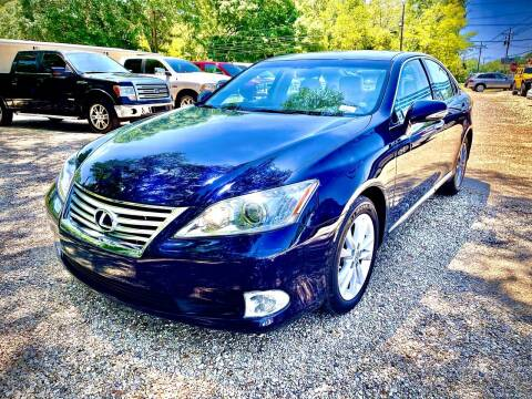 2011 Lexus ES 350 for sale at Southeast Auto Inc in Baton Rouge LA