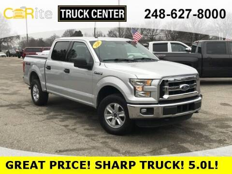 2016 Ford F-150 for sale at Jamie Sells Cars 810 in Ortonville MI