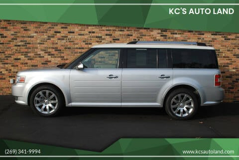 2012 Ford Flex for sale at KC'S Auto Land in Kalamazoo MI