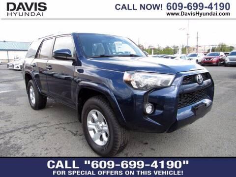 2017 Toyota 4Runner for sale at Davis Hyundai in Ewing NJ