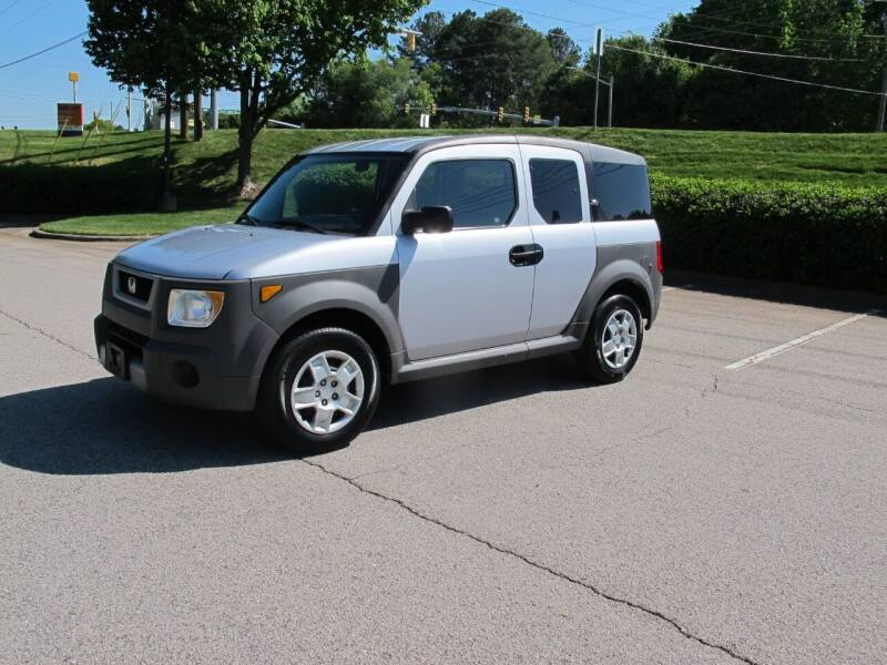 2005 Honda Element for sale at Best Import Auto Sales Inc. in Raleigh NC