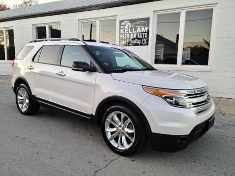 2013 Ford Explorer for sale at Kellam Premium Auto Sales & Detailing LLC in Loudon TN