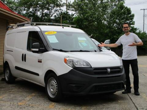 2017 RAM ProMaster City Cargo for sale at A & A IMPORTS OF TN in Madison TN