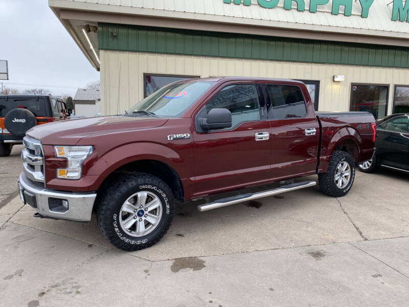 2015 Ford F-150 for sale at Murphy Motors Next To New Minot in Minot ND