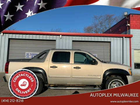 2008 Chevrolet Avalanche for sale at Autoplex 2 in Milwaukee WI